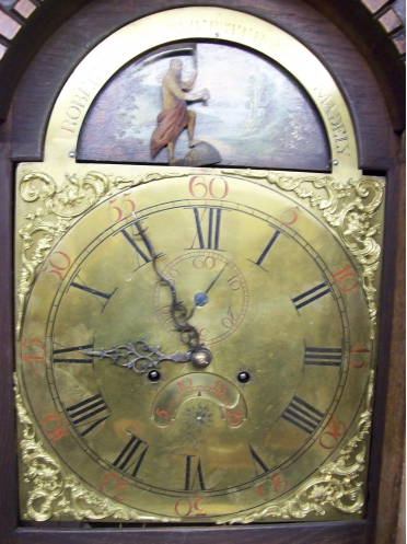 8 Day Longcase Webster (Madeley)