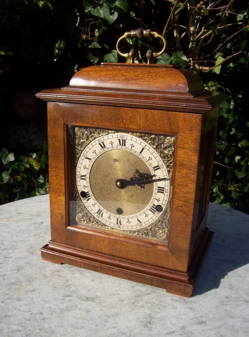 8 Day Mantle Clock -SOLD-