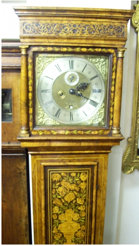 8 Day Longcase Kipling (London)
