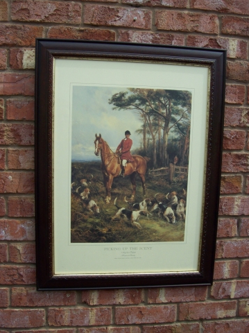 Country Picture -SOLD-