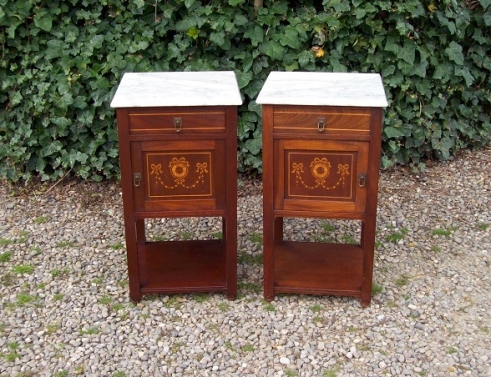 Marble Pot Cupboards -SOLD-