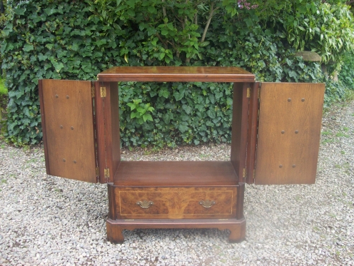 A Bachelors Chest TV Cabinet