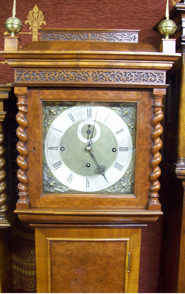 CFA 6295 - 8 Day Musical Longcase -SOLD-
