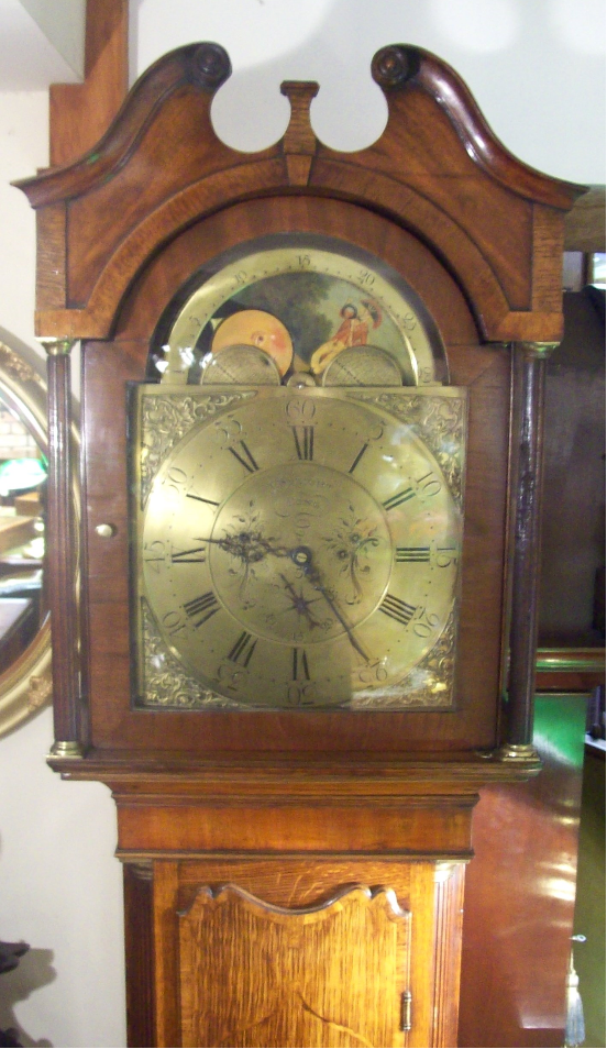 30 Hour Longcase Speight (Tong)