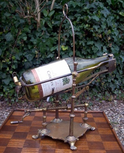 Wine Decanting Cradle -SOLD-