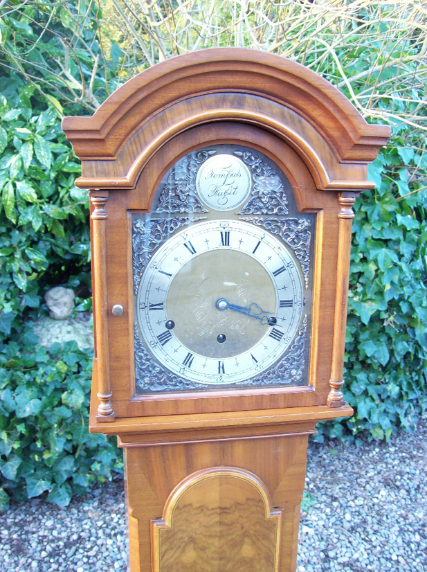 8 Day Grandmother Clock -SOLD-