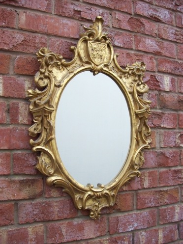 CFA 6560 - Gilt Wood Mirror