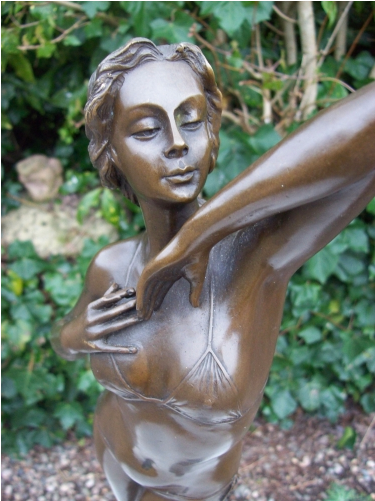 A 20th Century Bronze Figure