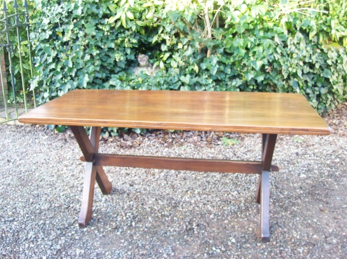 Oak Refectory Table SOLD