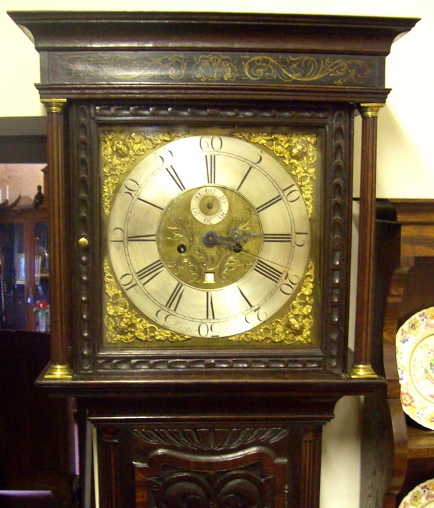 8 Day Longcase Harper (Salop)