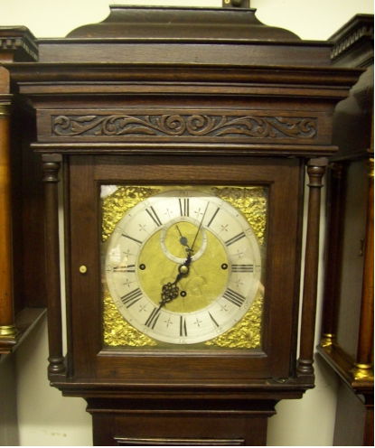 8 Day Longcase Tompion (London)