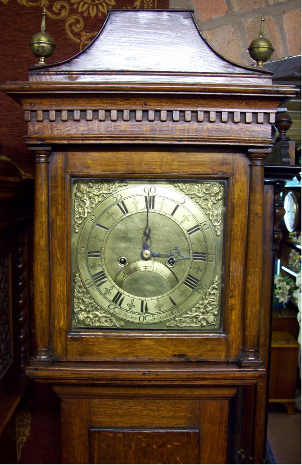 8 Day Longcase Stephens (Bridgnorth)