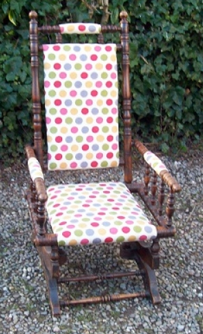 An American Rocking Chair