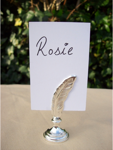 6 Table Place Name Holders