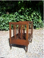Mahogany Canterbury -SOLD-