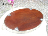 Rosewood Gallery Tray