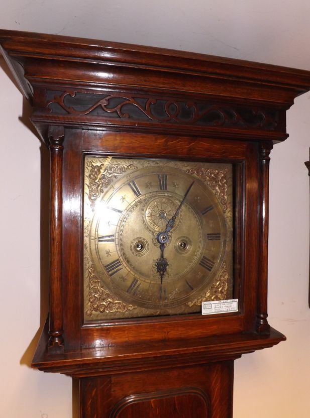 8 Day Longcase Gabriel Smith (Nantwich)