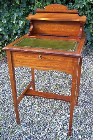 A Lady's Writing Desk