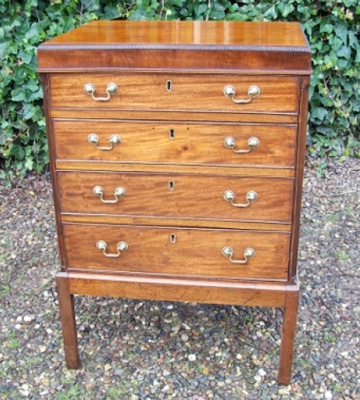 Mahogany Cabinet/Chest -SOLD-