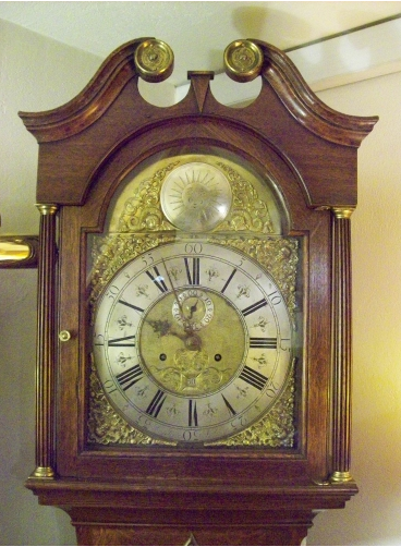 8 Day Longcase Jervis (Newport) -SOLD-