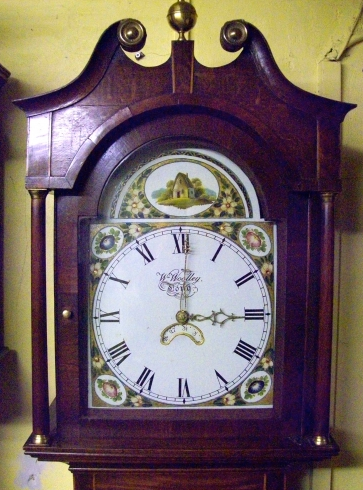 30 Hour Longcase Woolley (Tong)