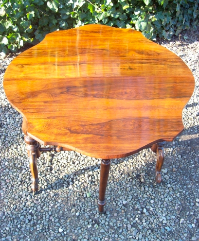 CFA 6630 - Rosewood Sutherland Table